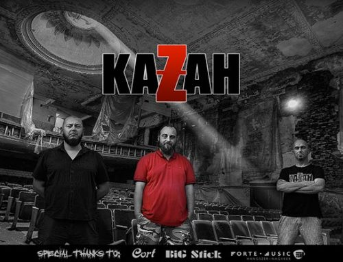 Kazah – Rock Hard Italy (March 2018)
