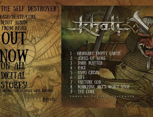 "Khali – ""Tones of the self destroyer"""