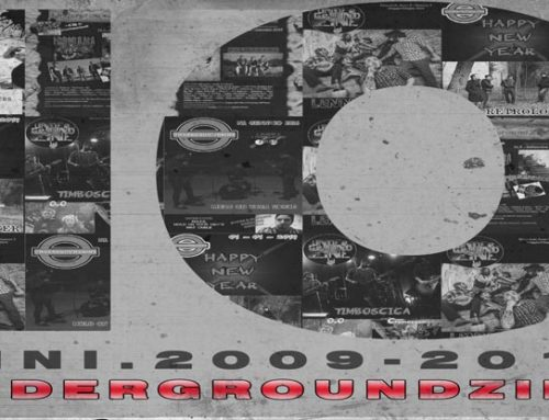 Ghost Label Record – Underground Zine