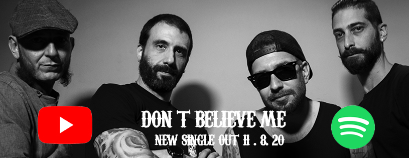 Lonesome Heroes - Don't Believe Me
